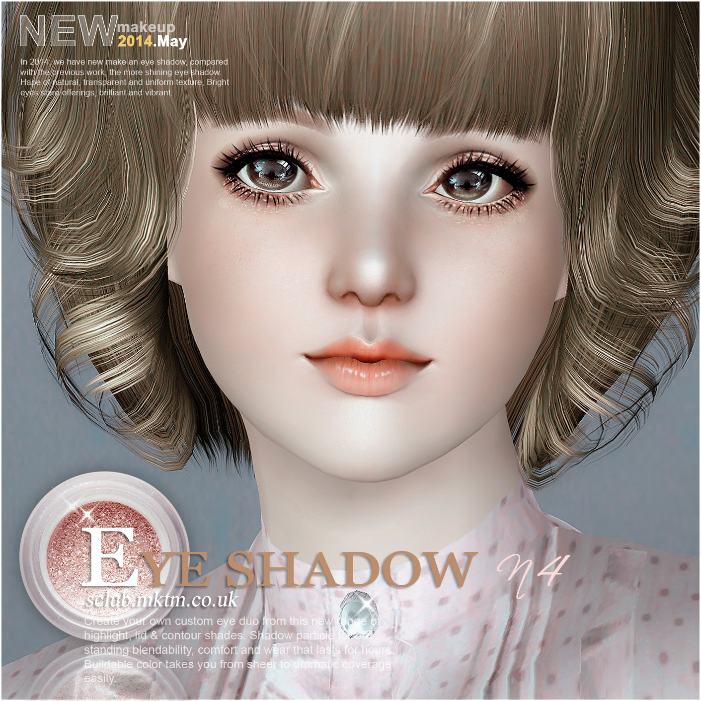 Eyeshadow 04 by S-Club