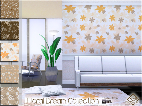 Floral Dream Collection by Devirose
