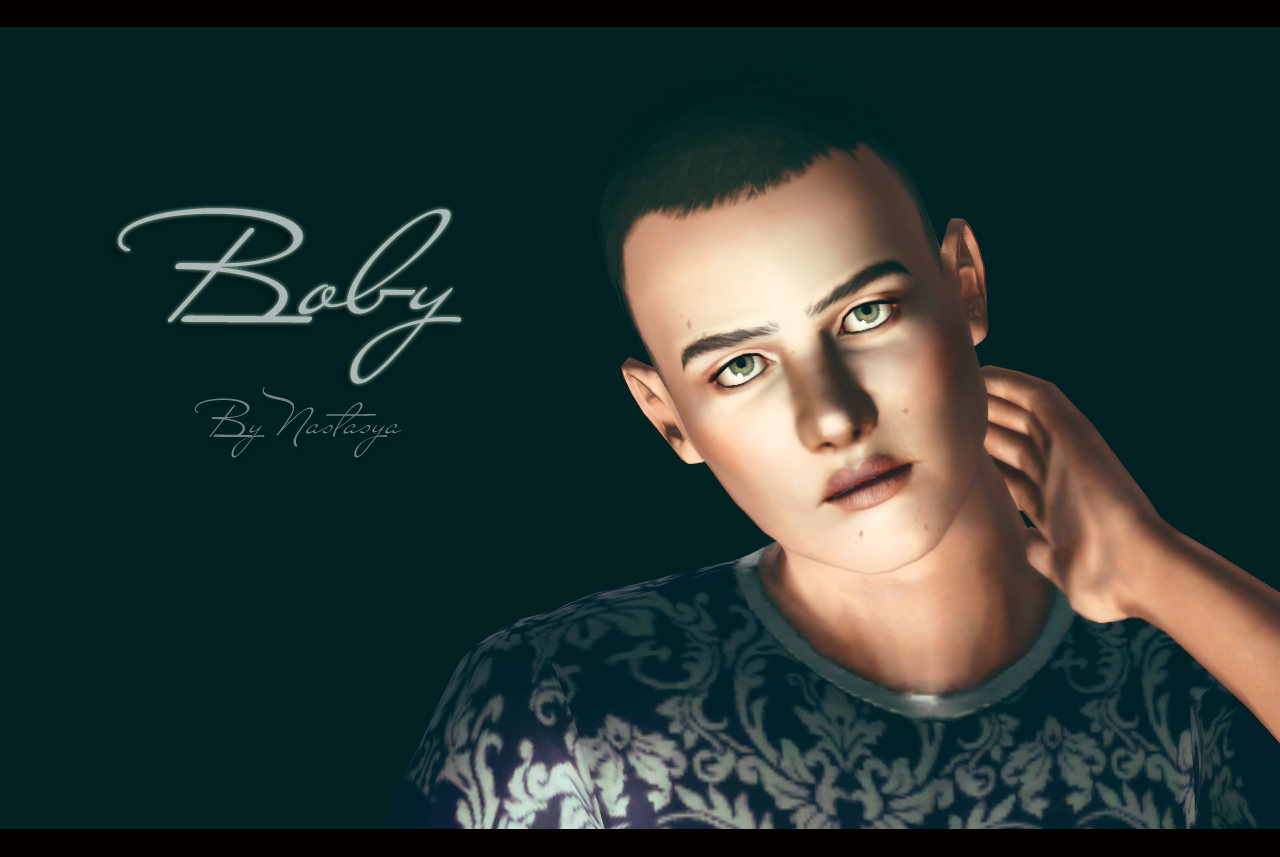 Boby - sweet boy by Nastasya27
