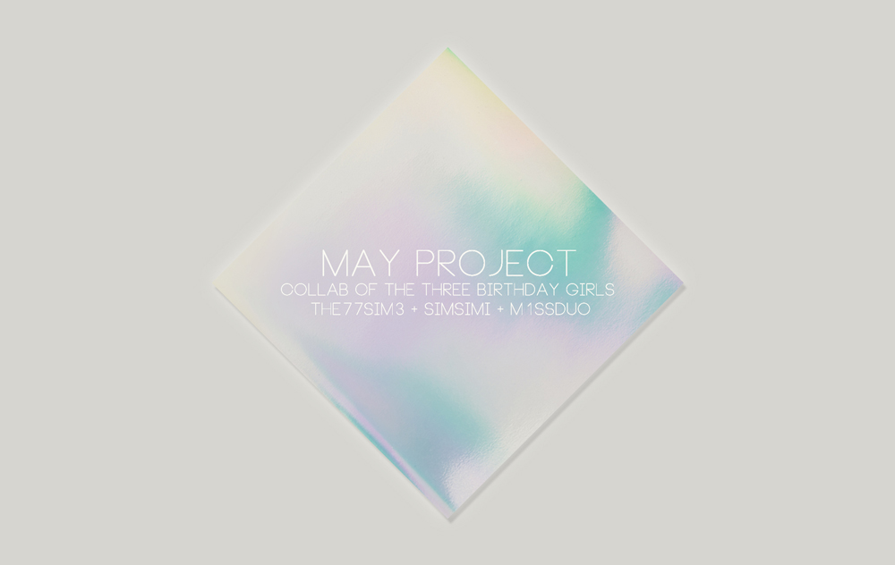 May project by Simsimi