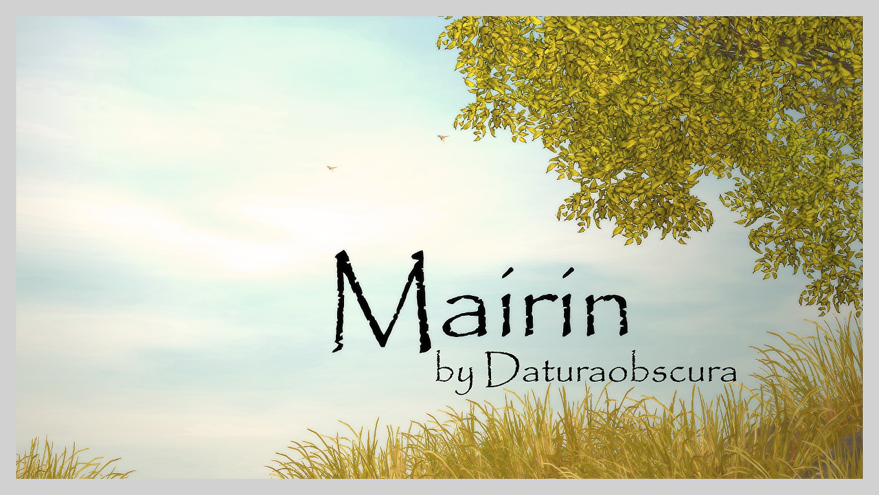 Mairin by Daturaobscura