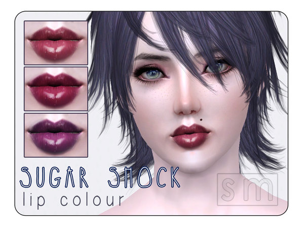 [ Sugar Shock ] - Lip Colour by Screaming Mustard