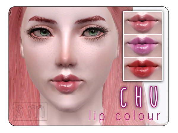 [ Chu ] - Lip Colour by Screaming Mustard