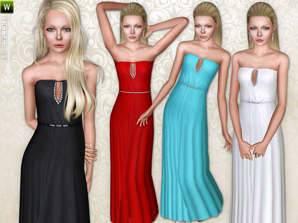 (Teen) Party Dress by lillka