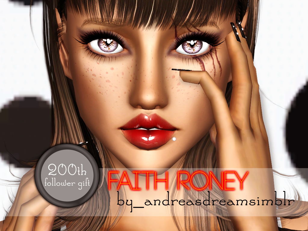 Faith Roney by Andrea