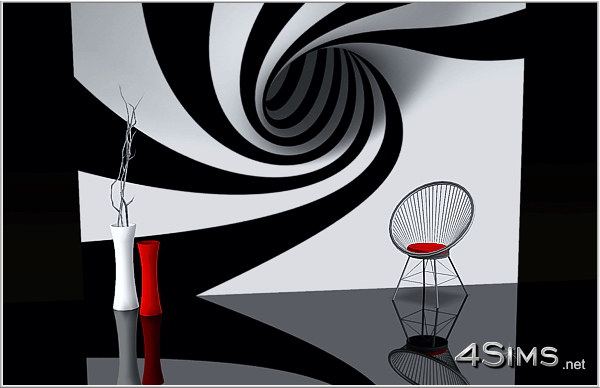 3 abstract and perspective backgrounds by Mirel
