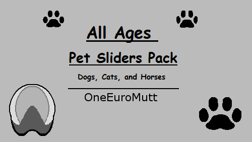 Pets Sliders by OneEuroMutt