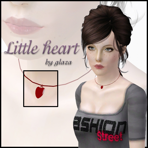 little heart by glaza
