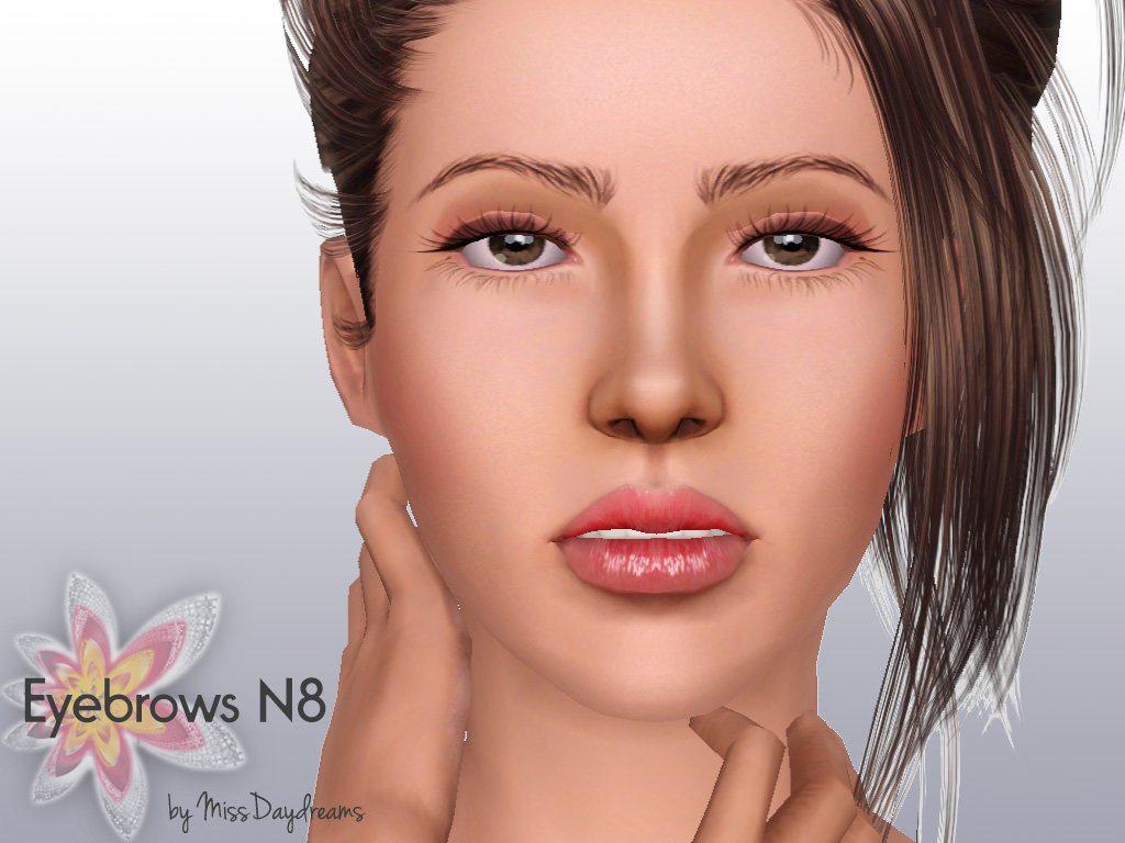 Eyebrows N10 by Missdaydreams