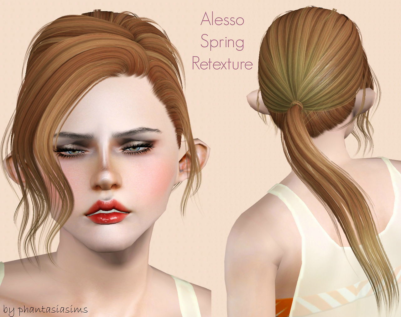 Alesso Spring Retexture by Jassi