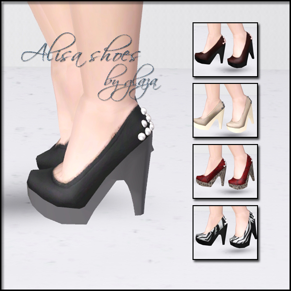 Alisa shoes by glaza