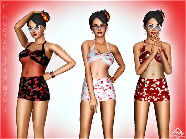 Pin Up Swimsuits Collection by Devirose