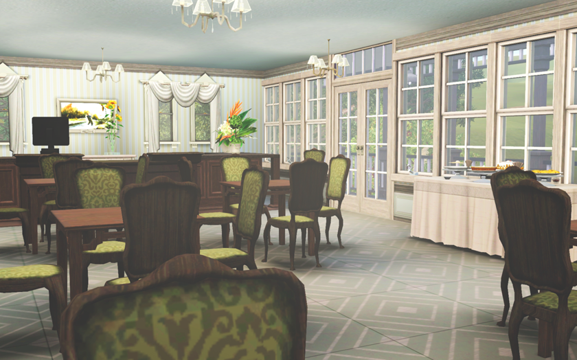 Slagetsbugt Badehotel by Fagersims