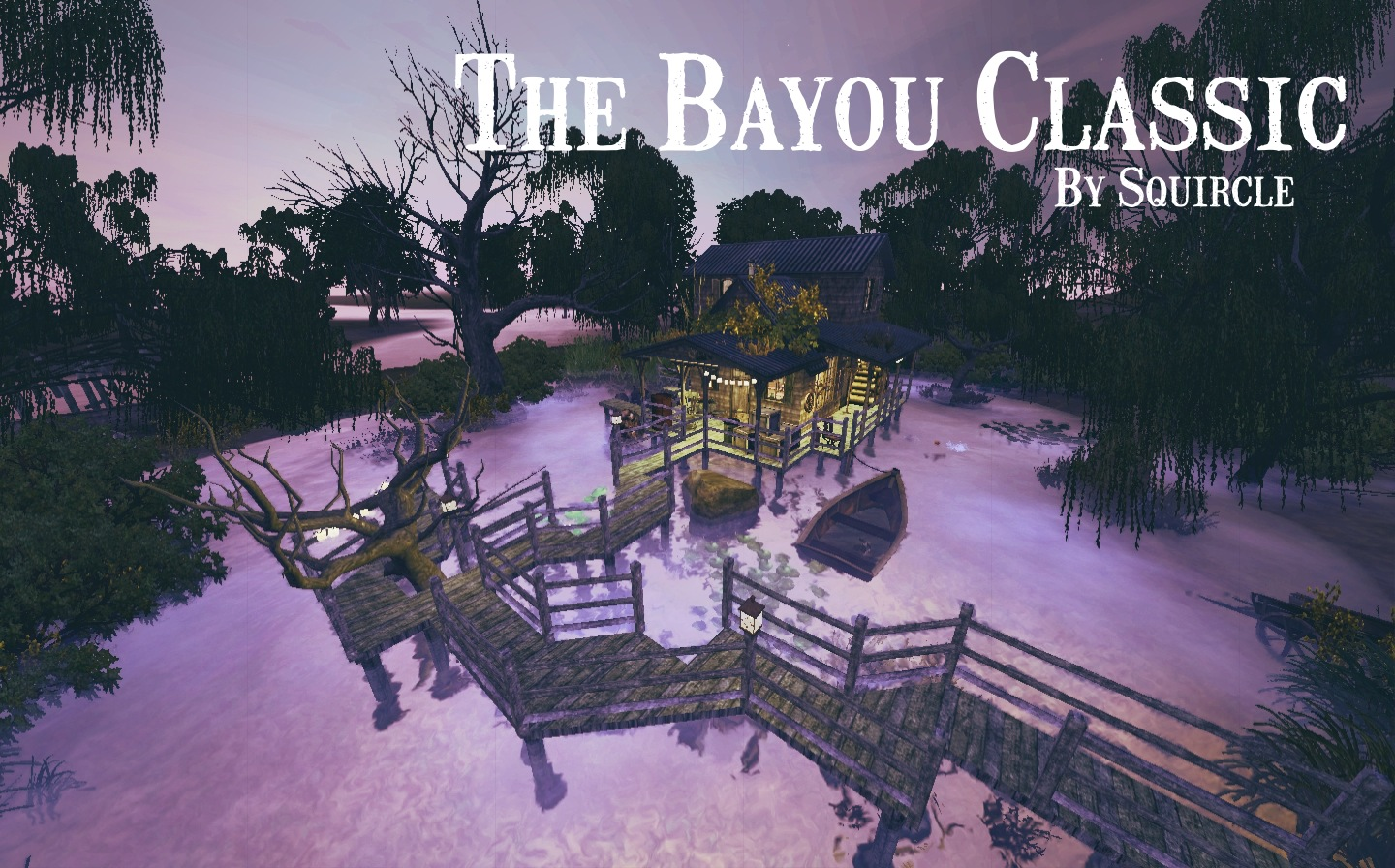 The Bayou Classic by Squircle