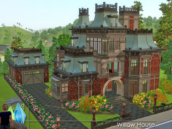 Willow House by QubeDesign