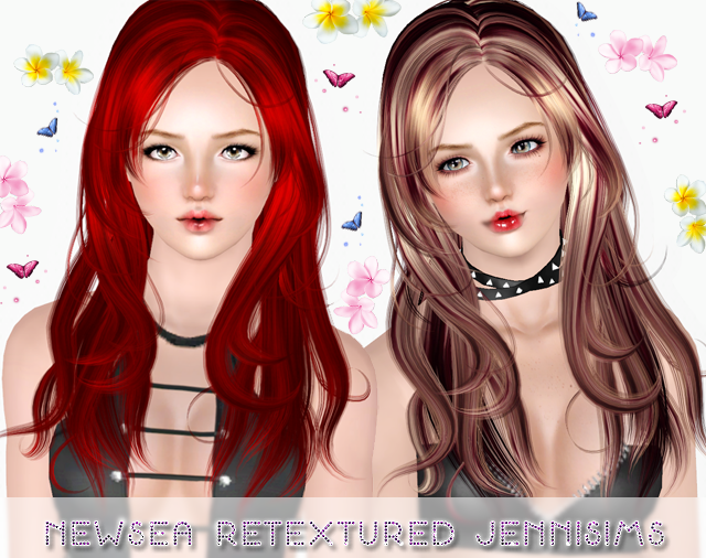 Newsea Hair Jordan retextured All ages by Jennisims