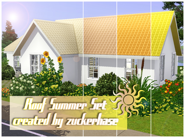 Summer Roofs by zuckerhase