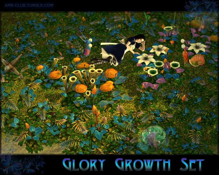 AMR - VoT - Glory Growth Set by Veritas