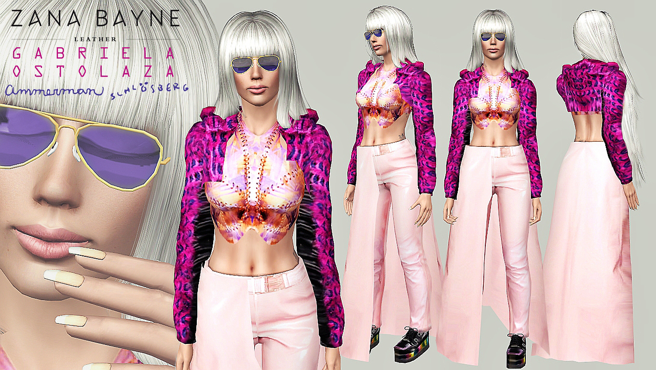 NYC outfit - pink and TUK Mondo Creepers by Artsims