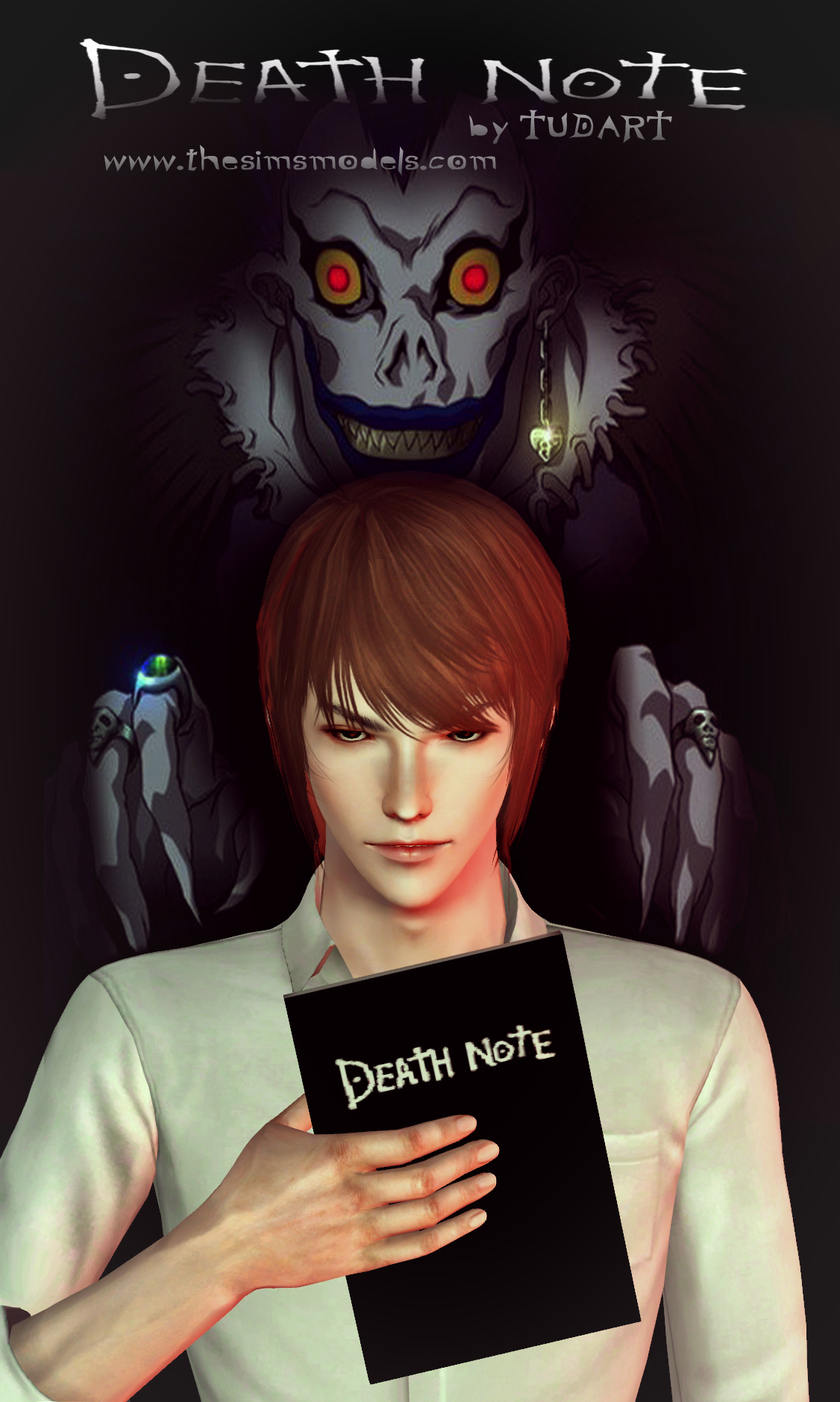 Death note by TUDART