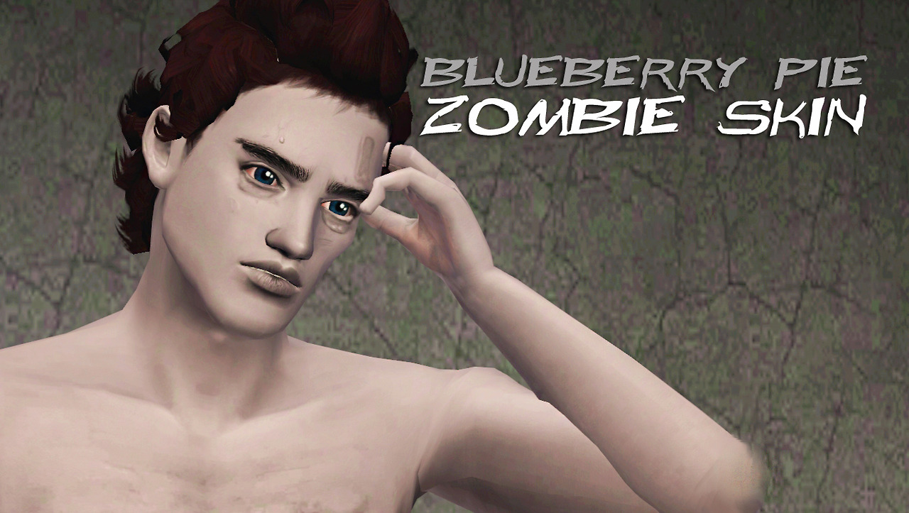 Blueberry Pie Zombie Skin by Brnt Waffles