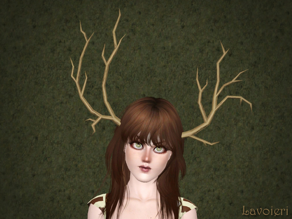Deer Horns by Lavoieri