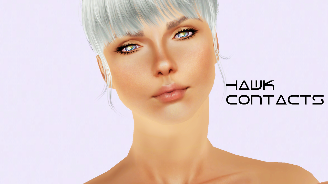 Hawk Contacts by Hyperionfantasy