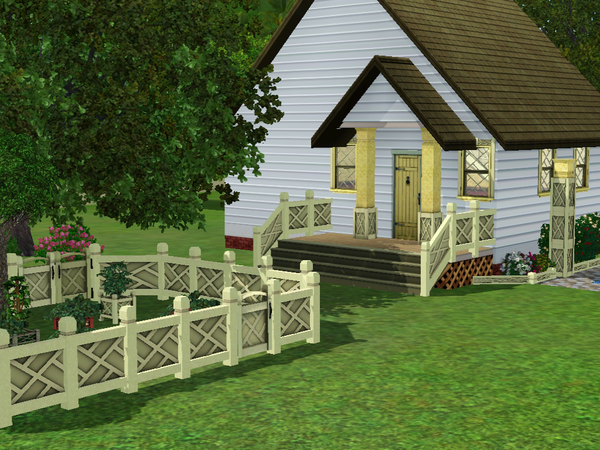 Gardenia Building Set 1 by D2Diamond