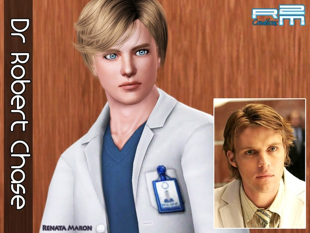 Dr Robert Chase by Re Maron
