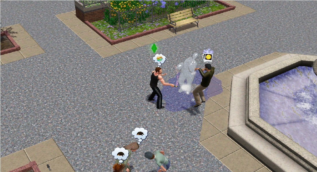 Increased Chances of Making A Sim Frozen with Ice Blast! 3 Different flavors! by NoahFallon