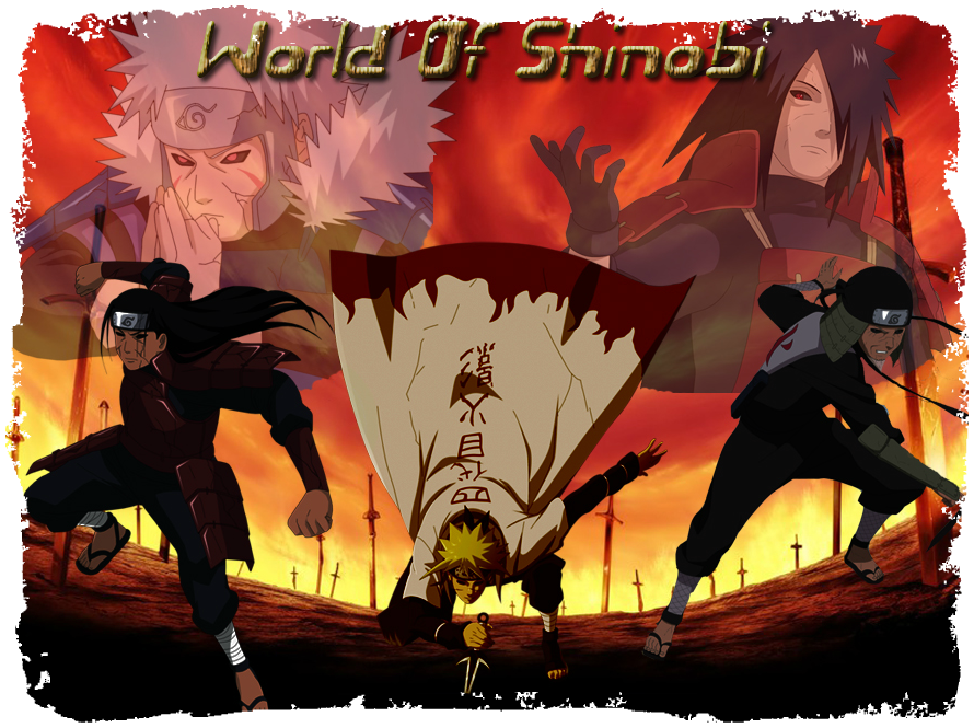 World of Shinobi 0674866001403763039