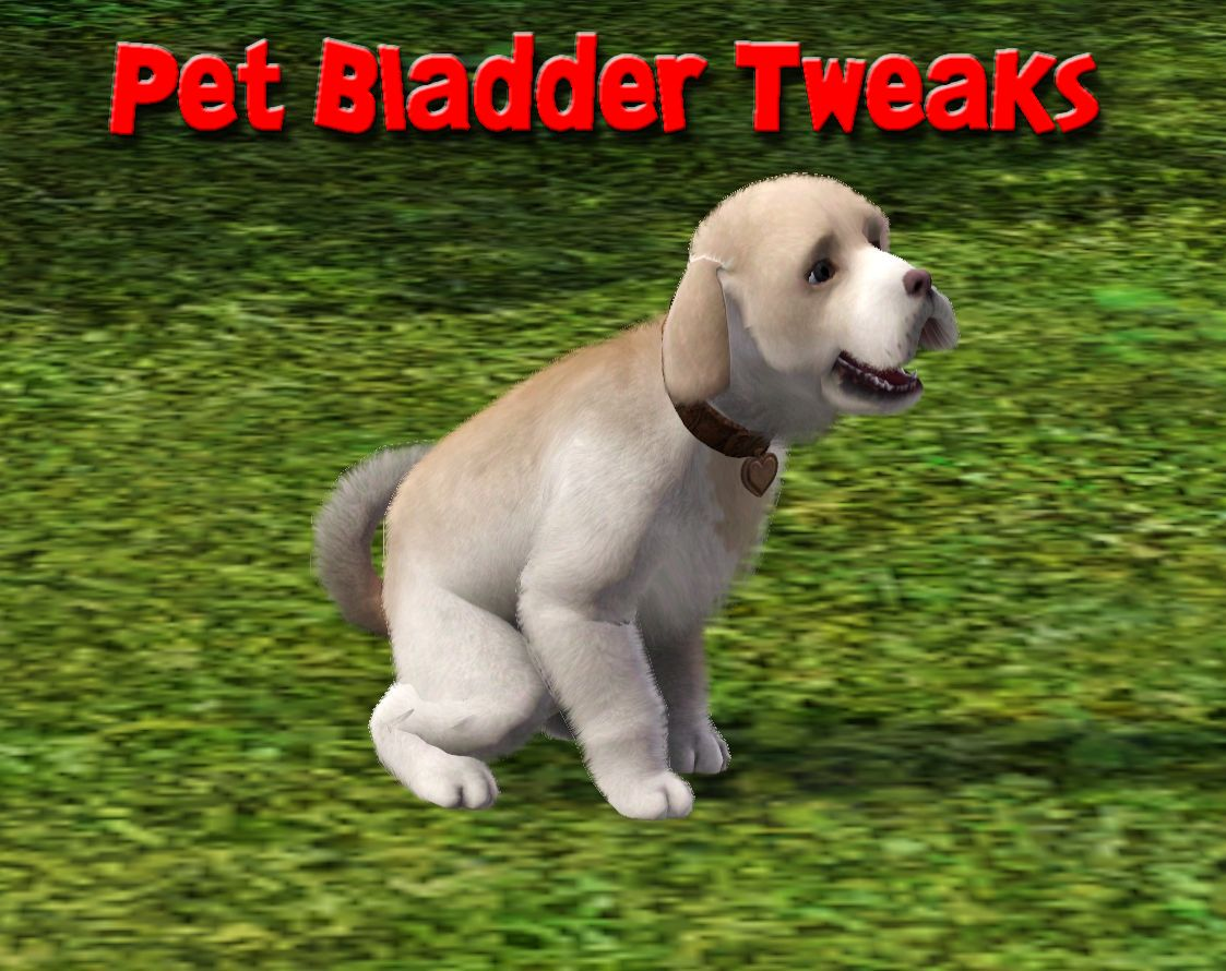 Pet Bladder Tweaks by mikey