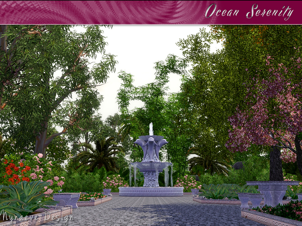 Ocean Serenity Park by NynaeveDesign