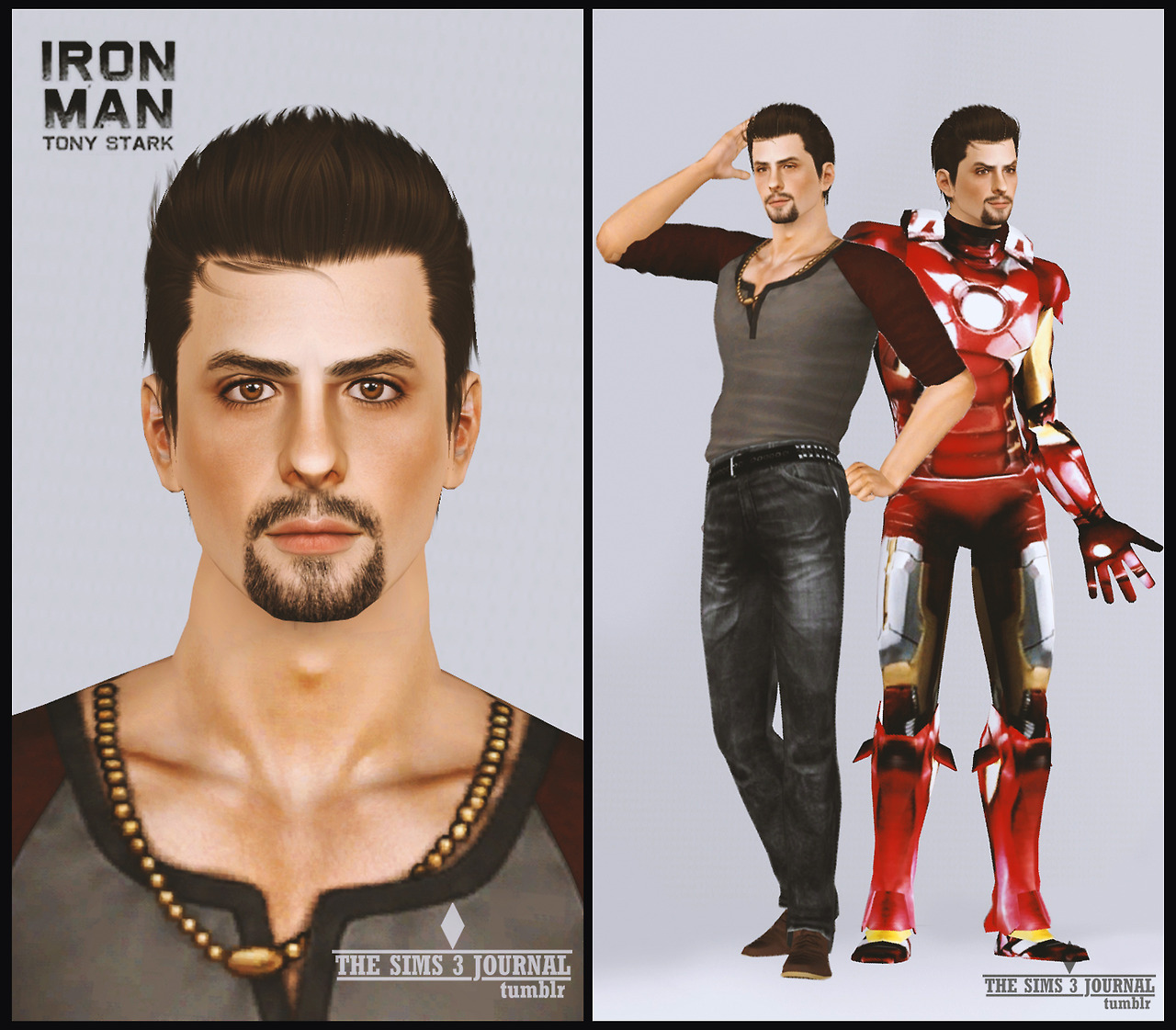 The Avengers by Thesims3journal