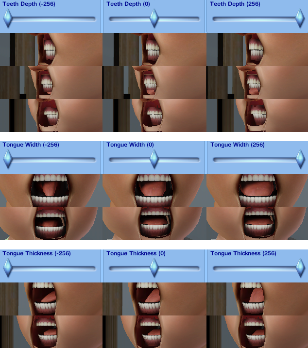 Teeth Depth Slider by OneEuroMutt