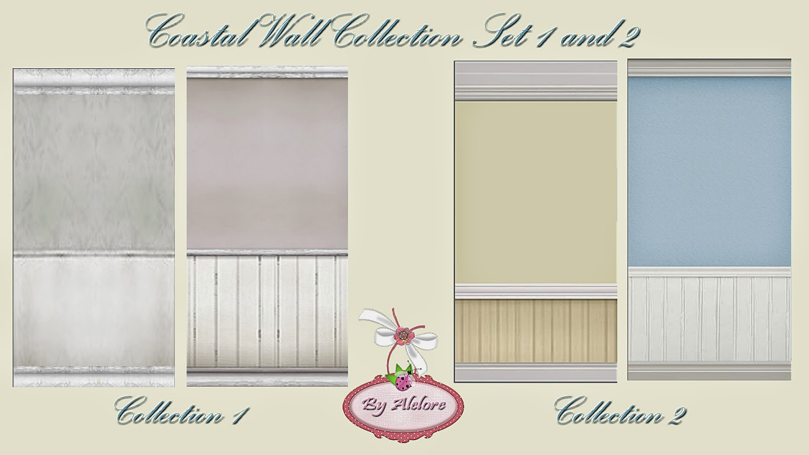 Coastal Wall Collection by Alelore