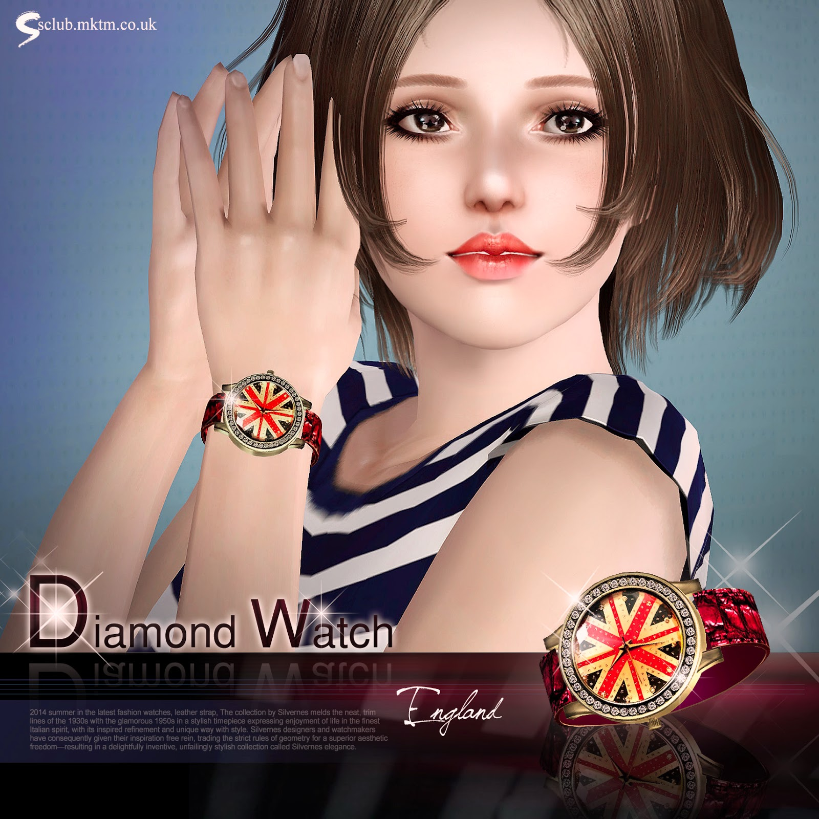 Diamond Watches by S-Club