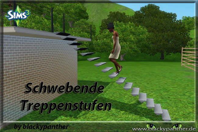 Schwebende Stufen by blackypanther