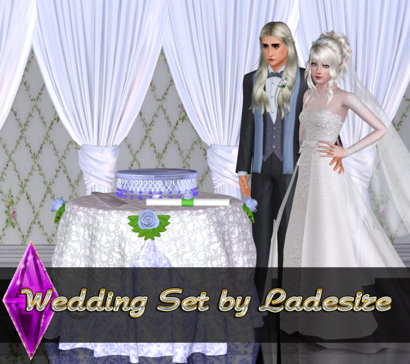 Wedding Set by Ladesire