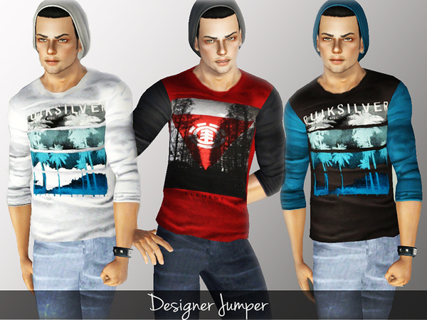 Designer jumper by flower_love