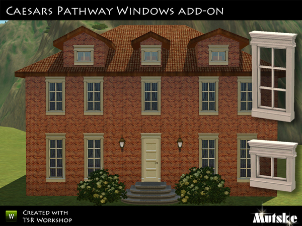 Caesars Pathway Windows Add-on by mutske