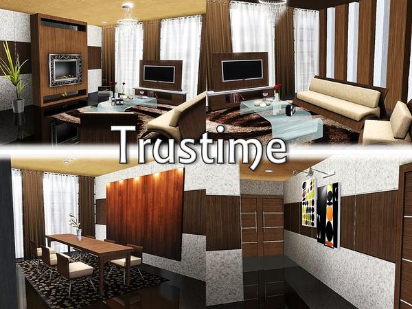 The Legend of a Modern Apartment 03 by Trustime