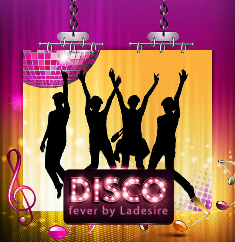 Disco Fever Set Accessories by Ladesire