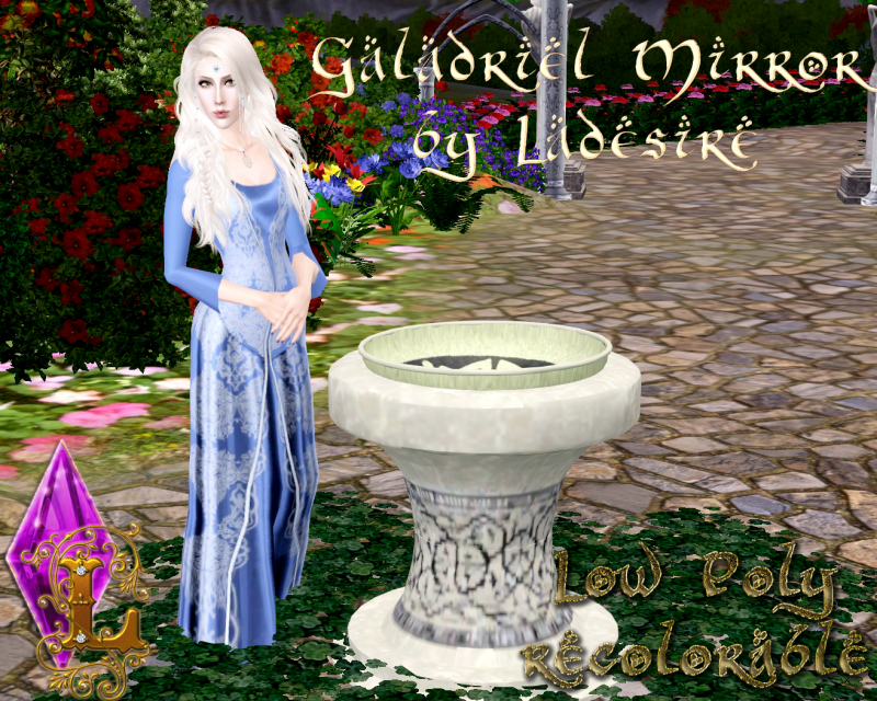 Galadriel Mirror by Ladesire