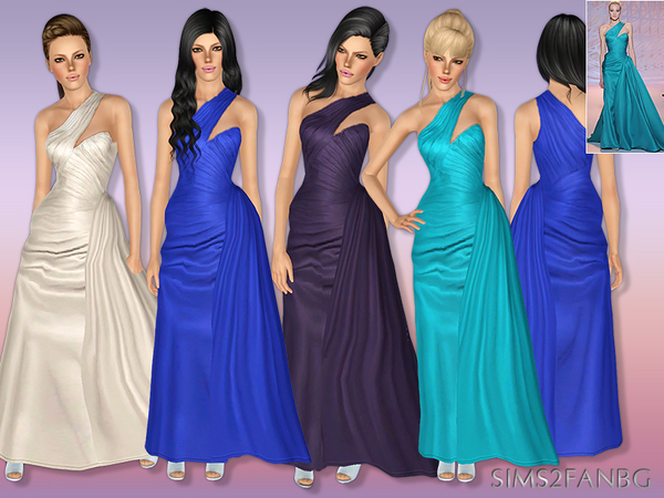403 - Prom dress by sims2fanbg