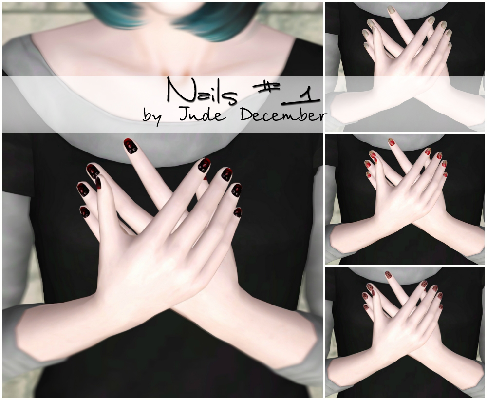 Nails#01 by Jude