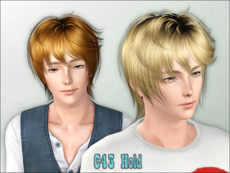Hold Hairstyle Male от Cazy