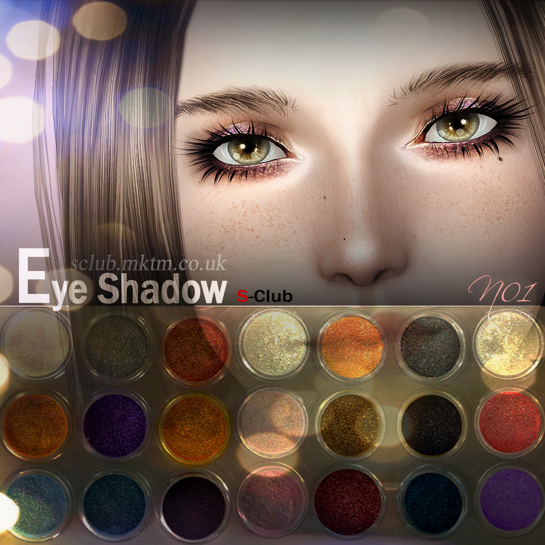 Eyeshadow-n1 by S-Club
