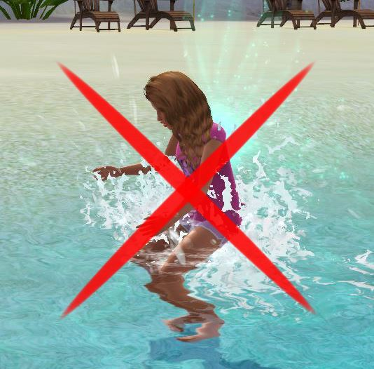 No Autonomous Play In The Ocean (Also Includes Toddlers) by ForteSakura