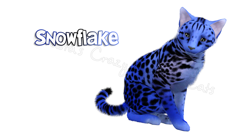 Snowflake by Catlover
